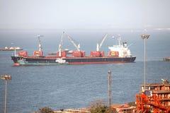 Mormugao-Hafen-Vertrauen stockbild