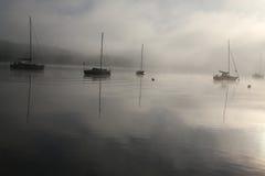 Morn di Windermere Fotografia Stock