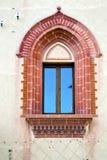 Mornago Varèse d'abrégé sur de l'Italie le gris concret Photos libres de droits