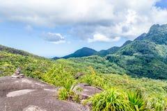 Morne Seychellois National Park - Mahe - Seychelles Royalty Free Stock Photo