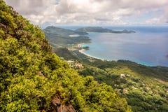 Morne Seychellois National Park - Mahe - Seychelles Royalty Free Stock Photography