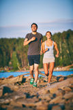 Morning activity Royalty Free Stock Image