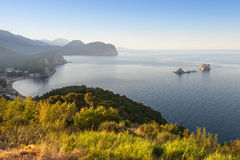 Morning on the Adriatic Sea Royalty Free Stock Photo
