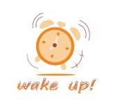 Morning alarm clock Stock Image