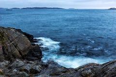 Morning in archipelago Royalty Free Stock Image