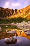 Morning At The Lake Royalty Free Stock Images