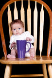 Morning Baby Royalty Free Stock Photography