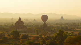 Morning of Bagan Royalty Free Stock Image