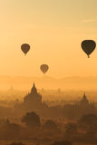 Morning Bagan Royalty Free Stock Photo
