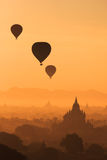 Morning Bagan Stock Images