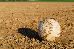 Morning ballgame Stock Photography