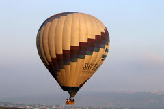 Morning balloon flight Royalty Free Stock Image