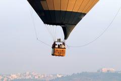 Morning balloon flight Stock Images