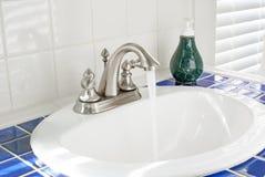 Morning Bathroom Sun Royalty Free Stock Image