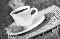 Morning beverage Stock Photo