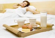 Morning breakfast Royalty Free Stock Photo