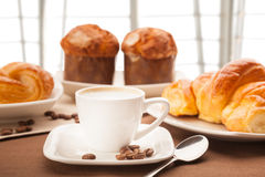 Morning breakfast Royalty Free Stock Photography