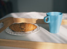 Morning breakfast Stock Images