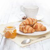 Morning breakfast Stock Photography