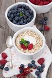 Morning breakfast Royalty Free Stock Photos