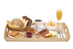 Morning breakfast Royalty Free Stock Image