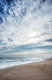 Morning at Canaveral National Seashore Royalty Free Stock Photo