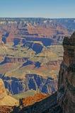 Morning Canyon Shadows and Light Royalty Free Stock Photos