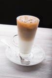 Morning cappuccino Royalty Free Stock Photos