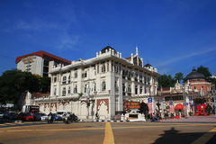 Morning city view of Kuala Lumpur Stock Image