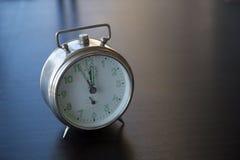 Morning clock Stock Photo