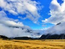 Morning clouds Stock Photos