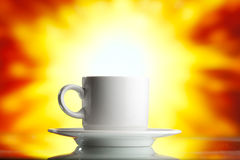 Morning coffe Royalty Free Stock Images