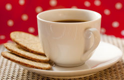 Morning coffee Stock Photography