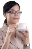 Morning Coffee aroma Royalty Free Stock Photo