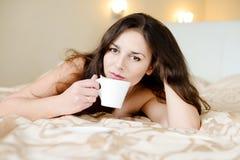 Morning coffee Royalty Free Stock Image