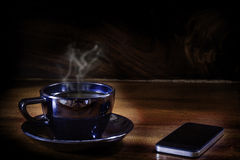 Morning Coffee Cup Royalty Free Stock Image