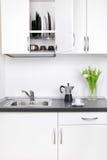Morning coffee, kitchen interior Royalty Free Stock Photo