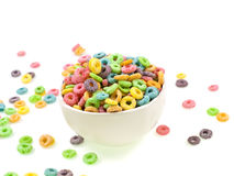 Morning colors. In and out of the bowl Stock Photography