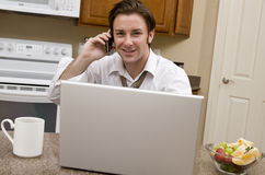 Free Morning Conference Call Stock Photos - 10175303