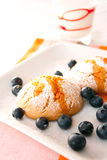 Morning Cookies Stock Photography