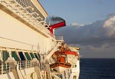 Morning Cruise Stock Photography