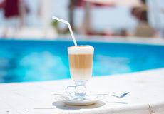 Morning cup of coffee Royalty Free Stock Photography