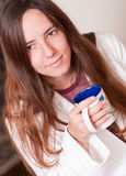 Morning Cup of Joe Stock Photography
