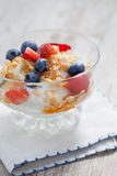 Morning dessert Royalty Free Stock Photography