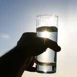 Morning drink Royalty Free Stock Photo