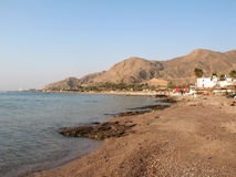 Morning in Eilat Stock Photo