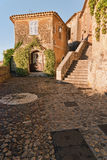 Morning in Eze Stock Image