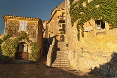Morning in Eze Stock Photography