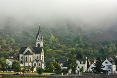 Rhine Valley, Germane Stock Image