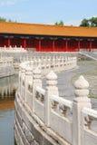 Morning in Forbidden city 3 Stock Photo